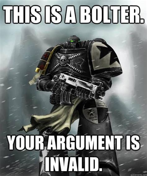 Space Marine Memes - image 711674 warhammer 40 000 know your meme