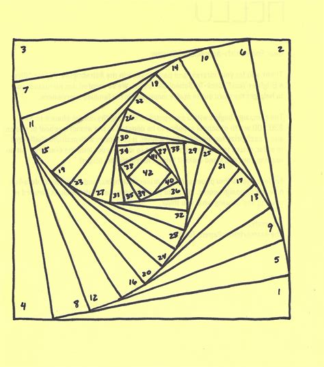 iris folding templates iris folding pattern