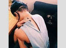 1000+ images about Women's UndercutsShaved Sides on
