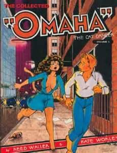 omaha the cat dancer planet swank