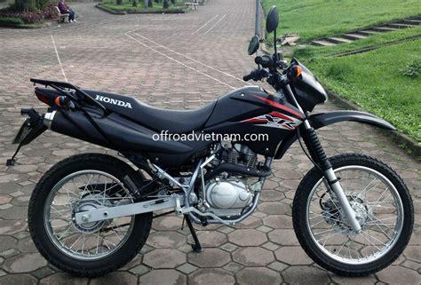 Honda Xr125 125cc Hire In Hanoi  Offroad Vietnam Dirt