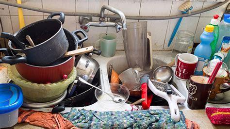 cuisine sale votre cuisine est sale et en désordre prenez garde à vos