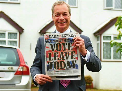 Govt Could Intervene over Takeover of Pro-Brexit Express
