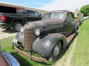 Lot 26g  U2013 1938 Chevrolet Master Deluxe Coupe 21ha12 15228