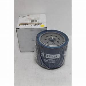 Filtre à Gasoil : filtre a gasoil ac delco r f rence tp1251 vintage garage ~ Nature-et-papiers.com Idées de Décoration