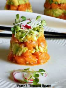Salmon Ceviche with Cucumber