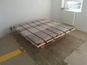 LÖNSET Pallet Bed - IKEA Hackers