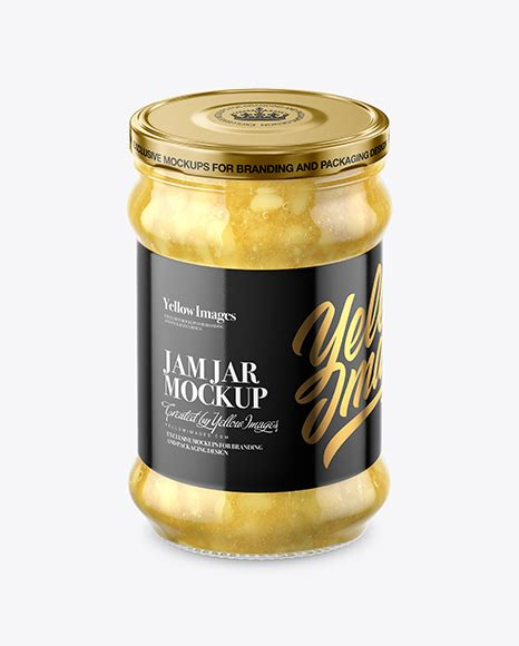 These mockups were created by experienced designers and will definitely make your sauce jar design project look professional. Download Psd Mockup Cap Clear Dessert Food Front Fruit ...