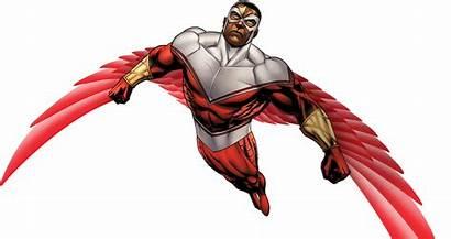 Falcon Marvel Sam Wilson Captain America Comics