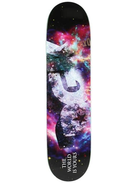 Dgk Skateboard Decks 75 by Dgk Skateboards The World Is Yours Deck Only 7 75 Quot