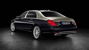 Mercedes Class S : 2019 mercedes maybach s class doubles down on luxury autoevolution ~ Medecine-chirurgie-esthetiques.com Avis de Voitures