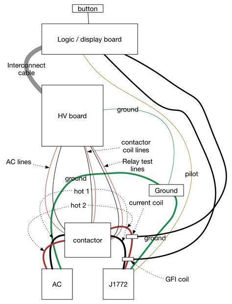 hvac contactor relay wiring diagram wiring diagram manual