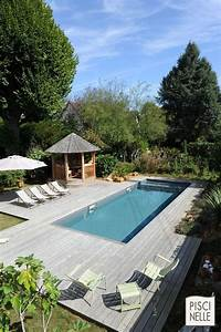 les 25 meilleures idees de la categorie terrasse piscine With beautiful carrelage plage piscine gris 1 les 25 meilleures idees de la categorie terrasses de