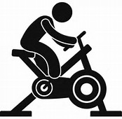 Image result for spin class icon