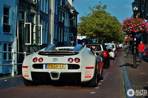 Bugatti Veyron 16.4 Grand Sport - 17 september 2014 ...
