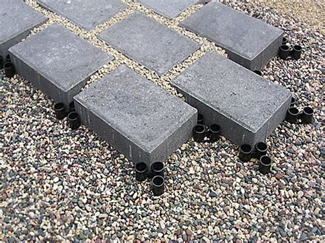 pavers designed for drainage by tom hatlen