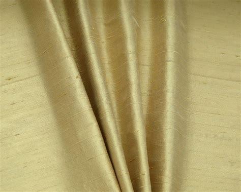 Butter Silk Dupioni Drapes & Curtains