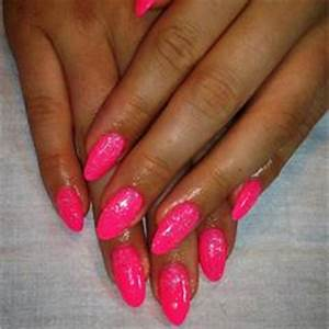 Hot Pink Nails Example tagged