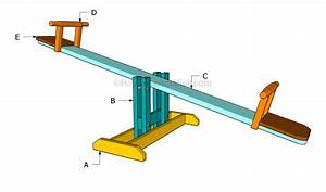 How to build a seesaw HowToSpecialist - How to Build