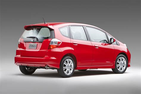 All-new 2009 Honda Fit Big On Style And Refinement, Small