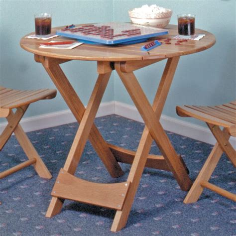 folding dining table folding tablewoodworking plans