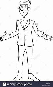 Comic Figuren Schwarz Weiß : schwarz wei cartoon illustration der j ngling oder ~ Watch28wear.com Haus und Dekorationen
