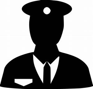 Policeman Svg Png Icon Free Download (#488772 ...
