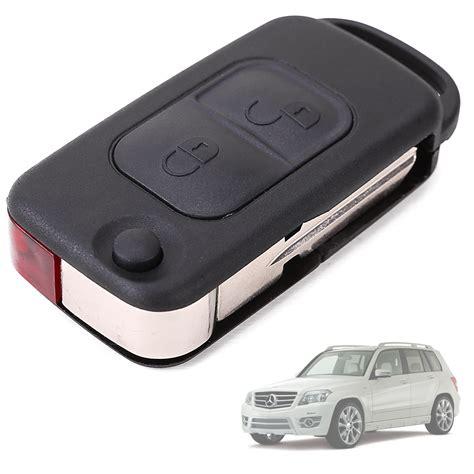 For Mercedes Benz W168 W202 W203 W210 W461 2 Button Remote