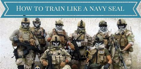How To Train Like A Navy Seal  Alpha Male Nation