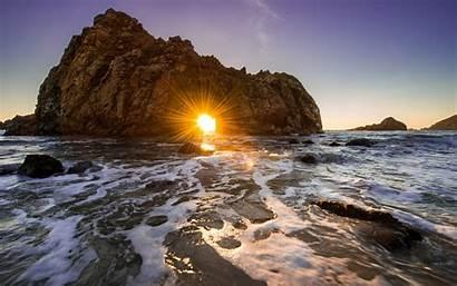 Monterey Places Secret California Beach Sunset Pfeiffer