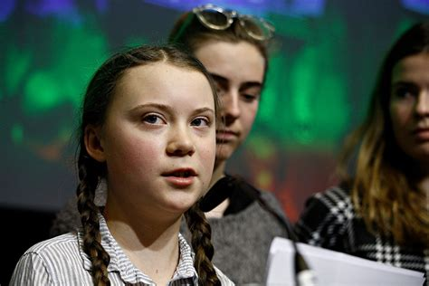 Self Harm Versus The Greater Good Greta Thunberg And