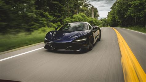 mclaren    supercar   road video