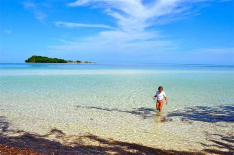 Honda Snorkeling by The Clear Waters Of Bahia Honda State Park Are