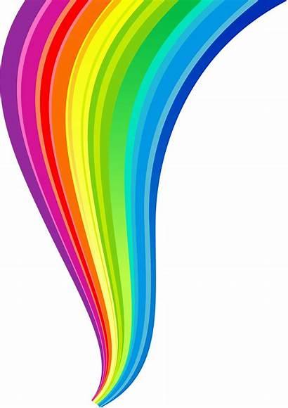 Rainbow Clipart Flame Transparent Rainbows Flames Bacteria