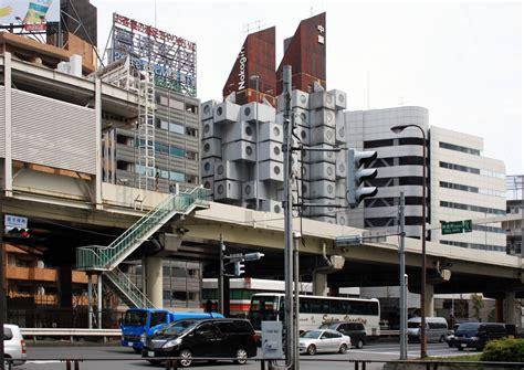 Kisho Kurokawa Architect And Associates, fala · Nakagin ...