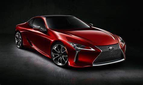 awesome lexus sports car lexus lc500 unveil cool material