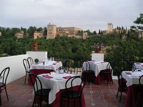 la cuisine d isabelle plaza view of alhambra picture of santa la