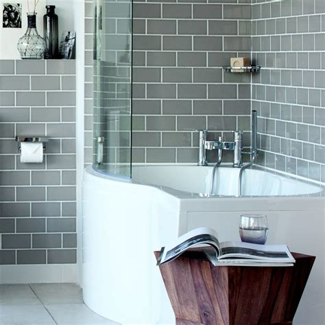cleargreen ecoround contemporary shower bath uk bathrooms