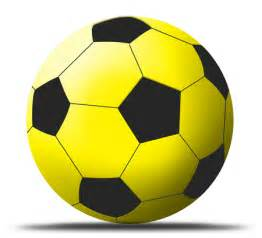 Black and Yellow Soccer Ball
