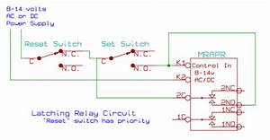 12v Relay Wiring Diagram Switching 120v With