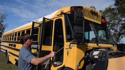 cdl class  pre trip inspection passenger bus youtube