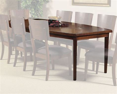 european style kitchen tables european style dining table perspective by somerton so 152 64