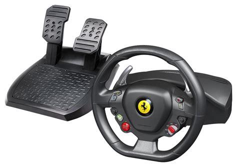 Xbox 360 Steering Wheel by 458 Italia Racing Wheel For The Xbox 360