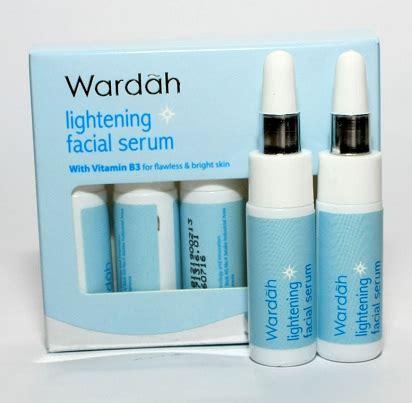 Harga Serum Wajah Merk Wardah manfaat serum wardah white secret untuk wajah lebih cerah
