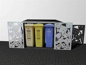 Verkleidung Für Mülltonnen : verkleidung f r m lleimer einhausung f r ~ Sanjose-hotels-ca.com Haus und Dekorationen