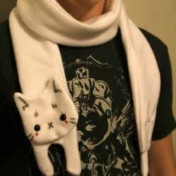 cat scarf cat accessories and cat clothes