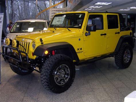 jeep yellow yellow cj5 jeep
