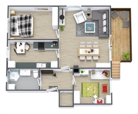 2 Bhk Home Design Image : Floor Plan For 2bhk House In Indian