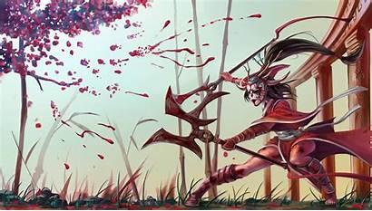 Akali League Legends Wallpapers Blood Moon Wiki