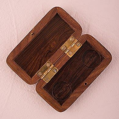 wedding ring box dimensions pocket size wooden wedding ring box confetti co uk
